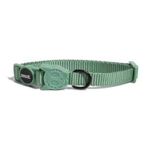 Army Green Collar Cat