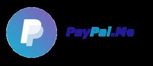 Paga con Paypal.me